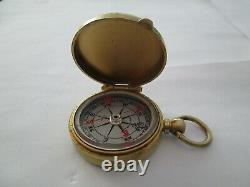 Antique Short & Mason Pocket Compass