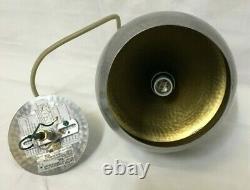 Arteriors 42413 Mason Small Hammered Iron Pendant, Dark Silver FREE SHIPPING