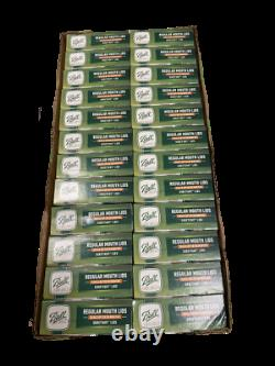 Ball Regular Mouth Canning Mason Jar Lids 24 Boxes of 12 288 Count