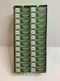 Ball Regular Mouth Mason Canning Jar Lids Lot Of 24 Dozen Lids 12 Per Pack