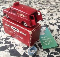Dinky# 274 Joseph Mason Paints. Very Rare Promotional Model. Only 650 Made. Mib