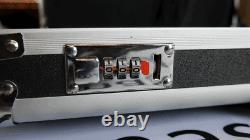 Freemason Masonic Metal Apron & Collar Case Also comes in leather 1537772293