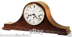 Howard Miller 630-161 Mason Key-Wound Chiming Mantel Clock