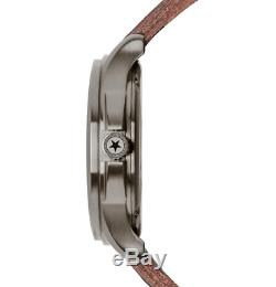 JACK MASON Automatic 42mm Field/Dress Sapphire Crystal Gray Dial Watch JMF103005