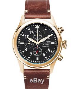 Jack Mason Aviation Watch Aviation Quartz Jm-A102-205
