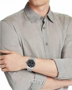 Jack Mason Men's Aviator Stainless Steel Bracelet Watch 42mm