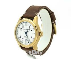 Jack Mason Men's Aviator Watch JM-A101-306, New