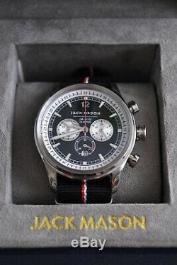 Jack Mason Men's Nautical Watch JM-N102