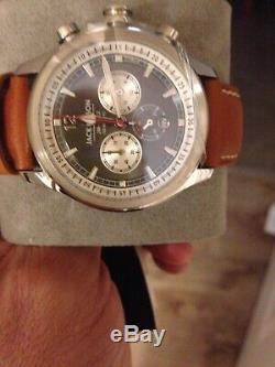 Jack Mason Men's Nautical Watch JM-N102-204, New With Tags