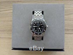 Jack Mason Seamount Black 42mm Men's Stainless Ceramic Sapphire Dive Watch