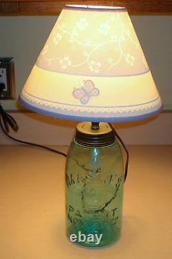 LOT SET of 8 MASON JAR 4 FOUR WAY TWO LAMP Adapter PRIVATE LISTING for jefparke2