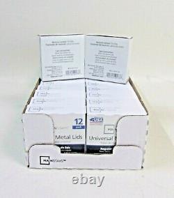 Mainstays Canning Lids Regular Mouth Mason Jar Lids 24 Boxes 1 Case 288 Lids