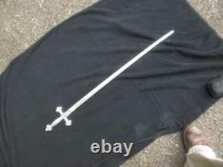 Masonic Freemason Sword With Metal Scabbard New
