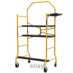 MetalTech Scaffold 900 lbs. Load Capacity 5 ft. X 4 ft. X 2-1/2 ft