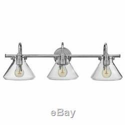 Mill & Mason Irving Chrome Three-Light Vanity 490998-1901913-251