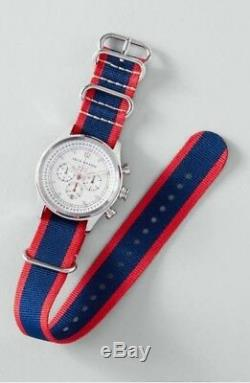 New Jack Mason Mens Nautical Chronograph Watch, 42mm