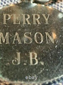 Perry Mason necklace of Mrs Jean Gardner from the Gardner estate