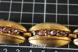 Rare Female Mason Order IYOB FILIAE Bracelet