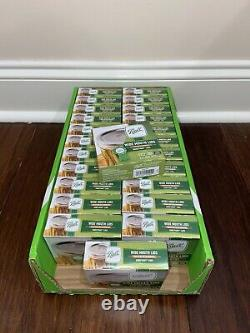 Ships Today BALL Wide Mouth Mason Canning Jar Lids 288 Total Lids In-Hand