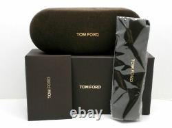 Tom Ford Mason 445 52B Dark Havana Smoke New Authentic Sunglasses
