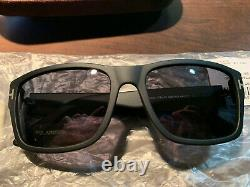 Tom Ford Men's Mason TF445 TF445/S 02D Black Fashion Sunglasses 58mm