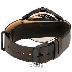 Tommy Hilfiger Mason Quartz Movement Green Dial Men's Watch 1791333